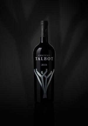 Bouteille du centenaire - Talbot 2018