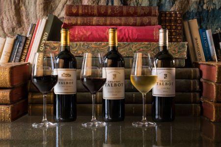 Notre gamme de vin