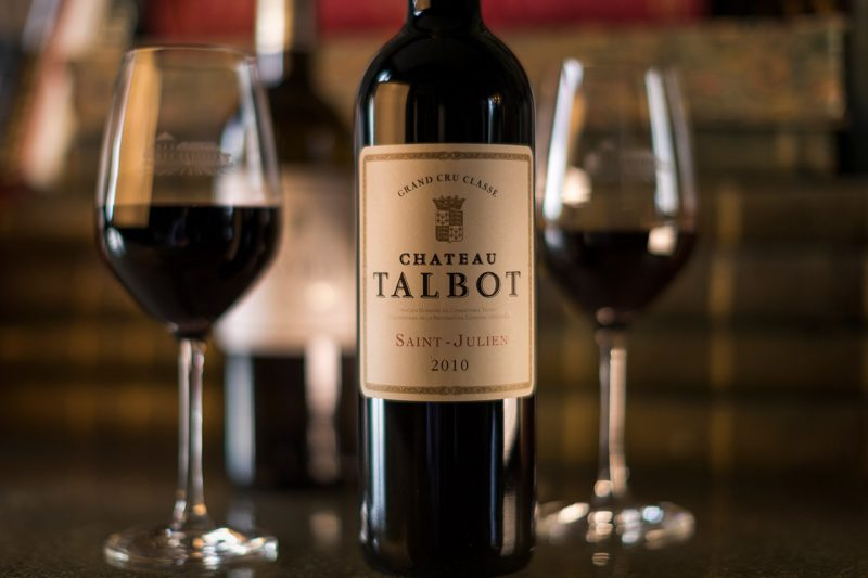 vin saint julien talbot