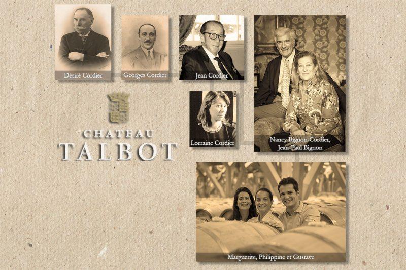 Talbot famille